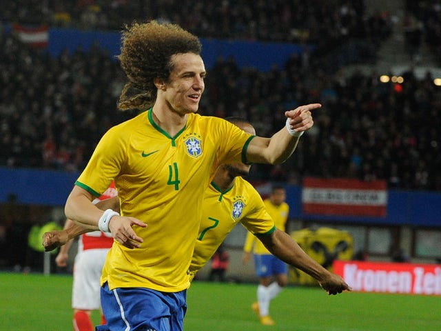 Result: Brazil edge out Austria