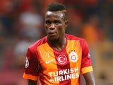 Bruma of Galatasaray in action during the UEFA Champions League group D match between Galatasaray AS and RSC Anderlecht on September 16, 2014