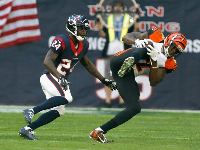 Result: Bengals hold off Texans
