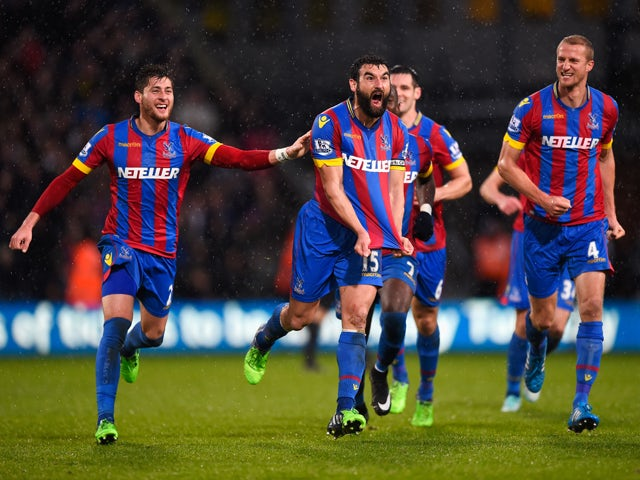 Result: Palace down Liverpool