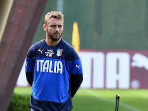 Team News: De Rossi earns 100th Italy cap