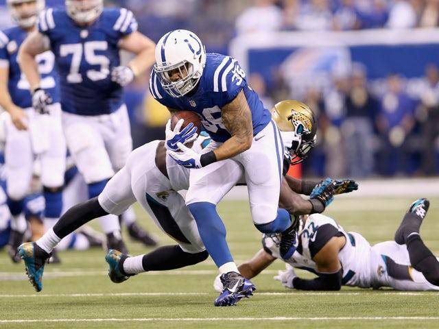 Result: Colts ease past Jaguars