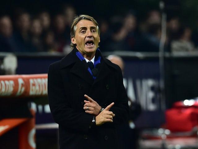 Result: Last-gasp penalty hands Inter win