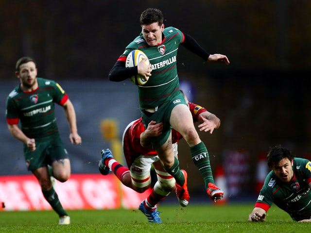 Result: Tigers cruise past London Welsh