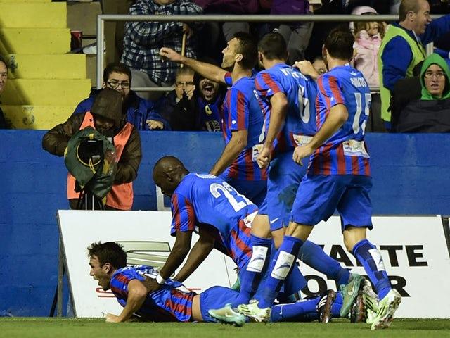 Result: Levante off bottom with Espanyol draw