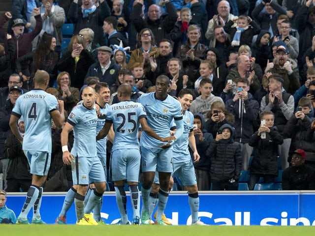 Result: Toure strike seals City win