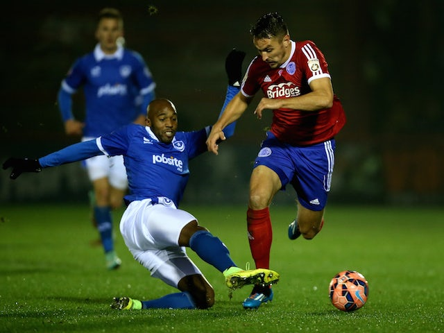 Result: Aldershot knock Portsmouth out of FA Cup