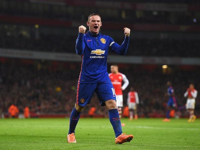 Result: Man Utd snatch win at Arsenal