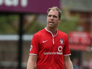 Keith Lowe leaves York City