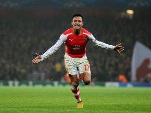 Sanchez enjoying life with Arsenal