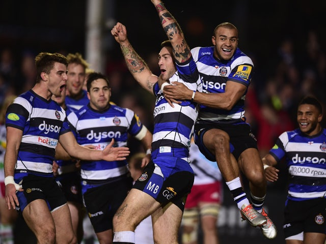 Result: Bath beat Quins to move top