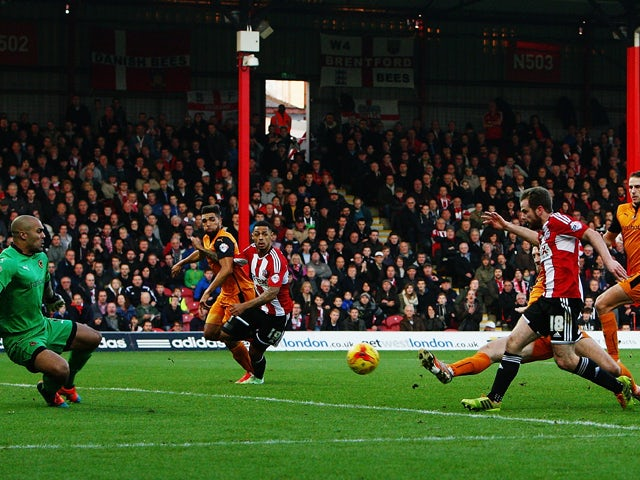 Result: Brentford march on with Wolves win