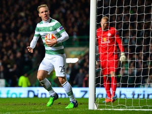 Celtic hold half-time lead over County