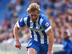 Team News: Mackail-Smith alone up front for Brighton