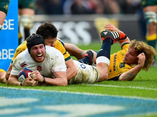 Result: Morgan leads England past Australia