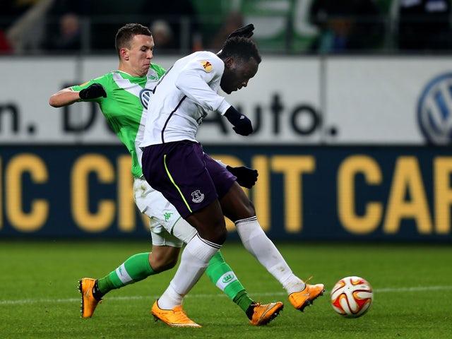 Result: Lukaku, Mirallas strikes seal top spot for Everton