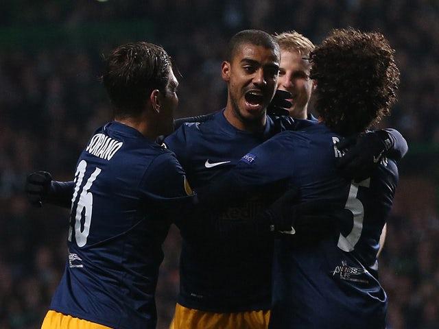 Result: Celtic progress in Europa League despite defeat