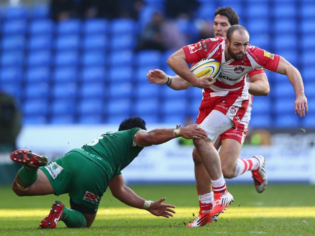 Result: Gloucester ease past London Irish