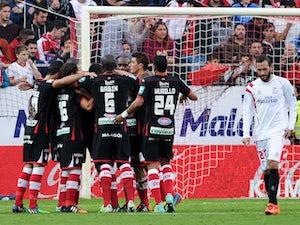 Ignacio Camacho own goal sinks Malaga