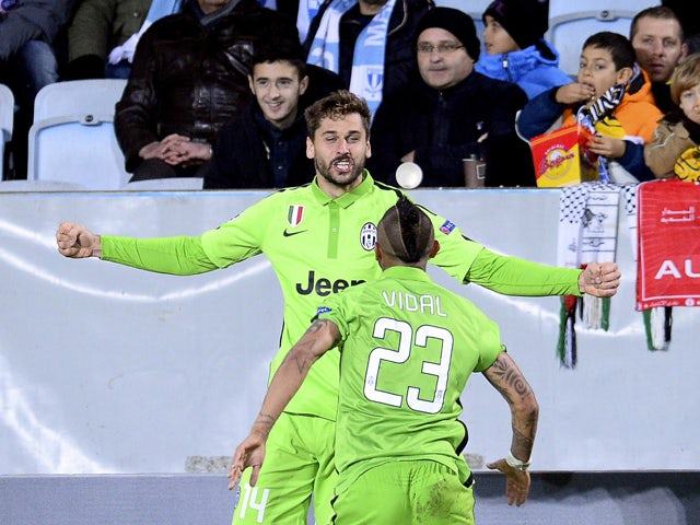 Result: Juventus secure win over Malmo
