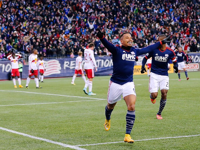 Result: Fagundez, Davies strikes secure Revolution win