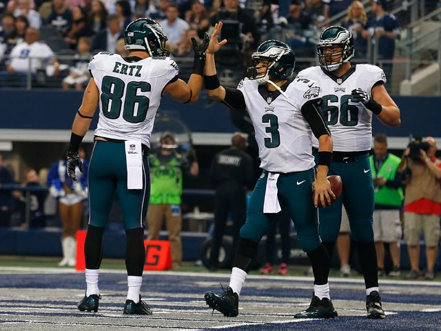 Result: Eagles beat Cowboys to lead NFC East
