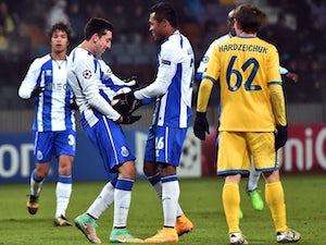 Match Analysis: BATE 0-3 Porto