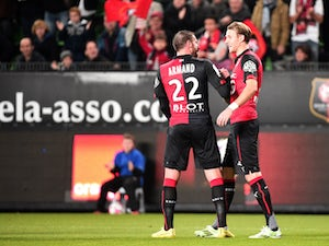 Team News: Three in attack for Rennes