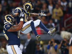 Rams inflict first defeat on Cardinals