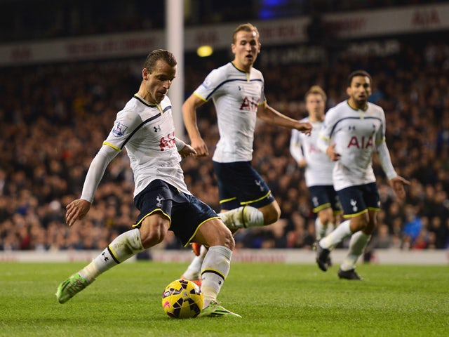 Result: Spurs hold on for win over Everton