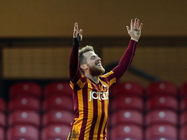 Result: Bradford clinch win over Doncaster