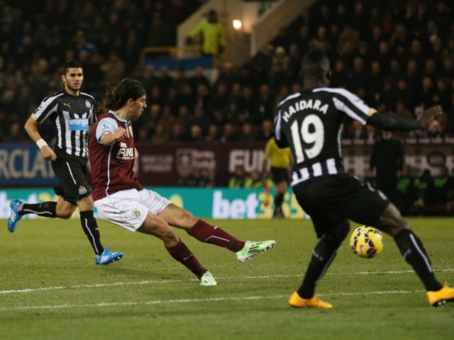Result: Burnley, Newcastle share points