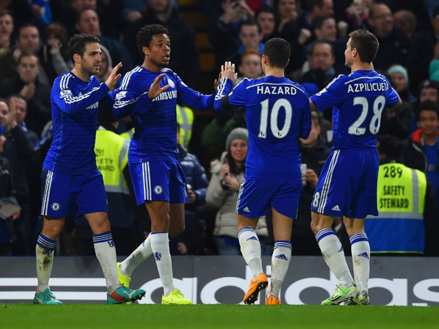 Result: Chelsea ease past Spurs