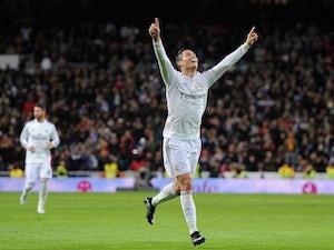 Ronaldo hat-trick takes Real past Celta