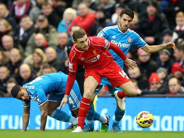Result: Liverpool drop down to ninth