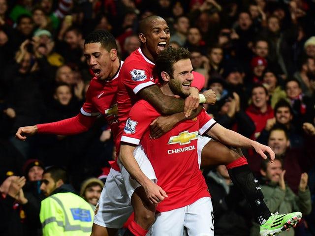 Result: Man Utd survive late Stoke rally