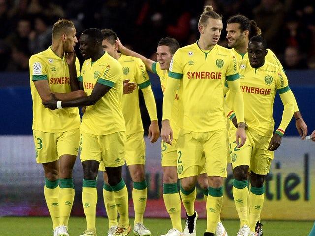 Result: Bessat hat-trick sees Nantes past Lyon
