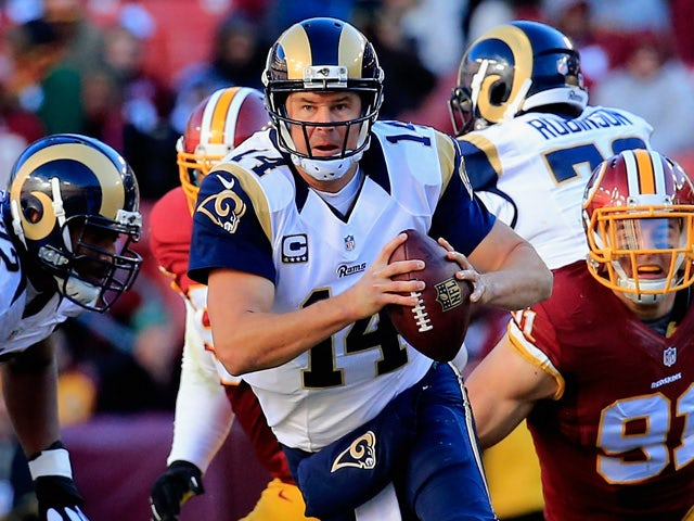 Result: Rams shut out Redskins