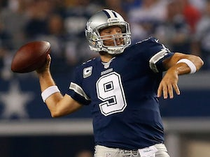 Half-Time Report: Romo return sparks Cowboys against Dolphins