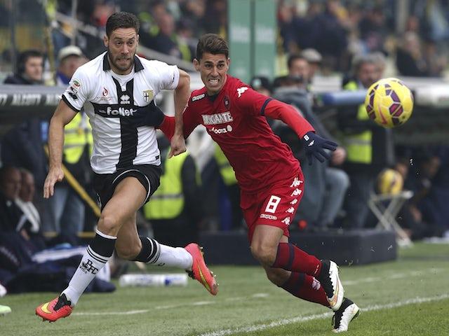 Result: Rispoli fires Parma past Cagliari