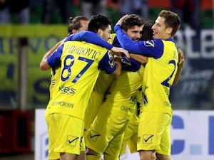 Chievo ease past Cagliari
