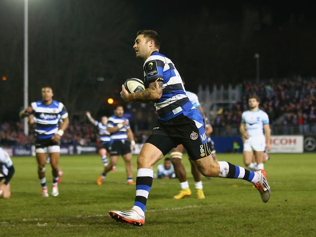 Result: Banahan hat-trick gives Bath win