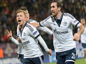 Match Analysis: Maribor 0-1 Schalke 04