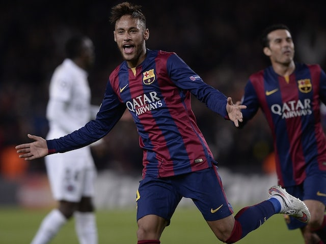 Result: Barcelona rally to defeat PSG