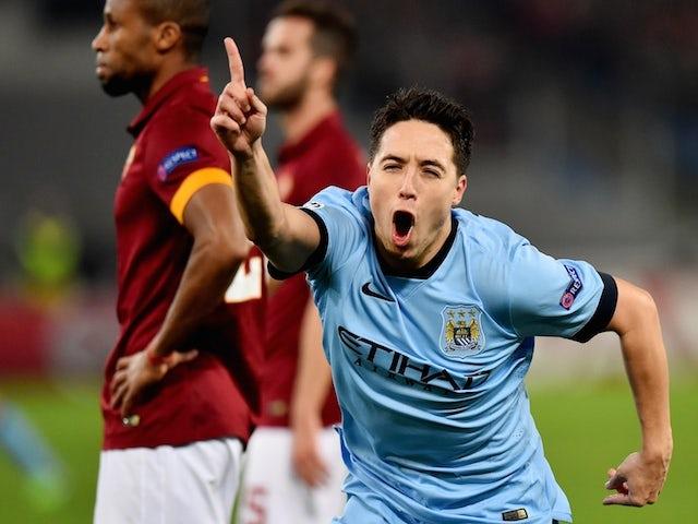 Result: Man City through to last 16