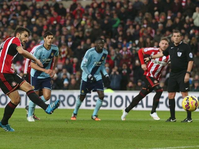 Result: Sunderland, West Ham share the spoils
