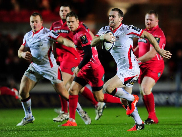 Result: Scarlets survive late Ulster scare