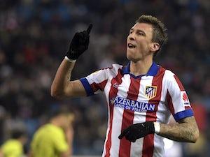 Team News: Mandzukic returns for Atletico