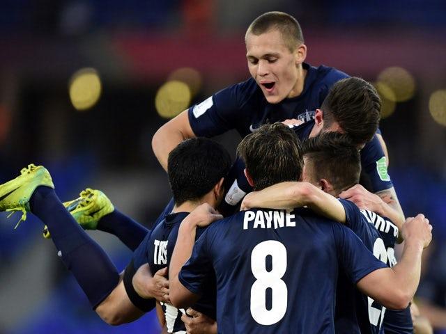 Result: Auckland beat Cruz Azul to third place