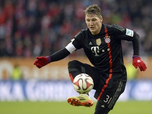 Team News: Two changes for Bayern